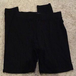 Black Gap leggings in EUC